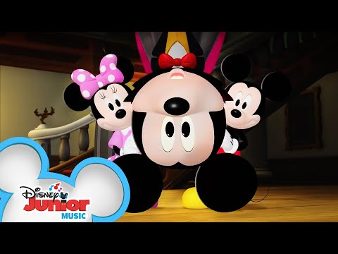 Mickey's Monster Boogie 🎃 | Music Video | Mickey Mouse Clubhouse | Disney Junior