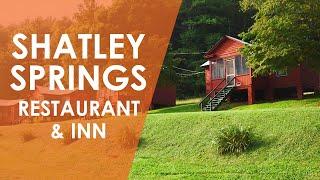 Baixar Shatley Springs Inn & Restaurant in Crumpler, NC   North Carolina Weekend   UNC-TV