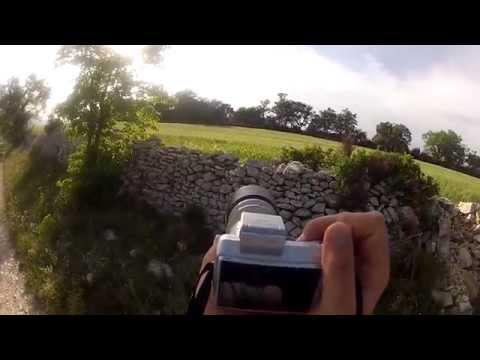 SLOW TV: Hiking: Buoux Plateau, Part II, Provence, Luberon, France