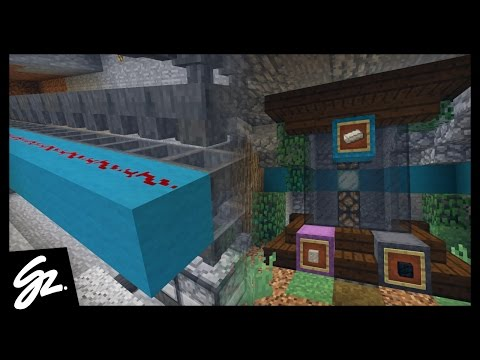 FASTEST AUTO SMELTER DESIGN? - Minecraft - #84