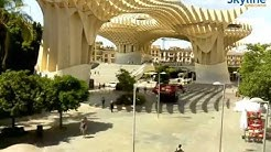 Live Webcam Seville - Time Lapse
