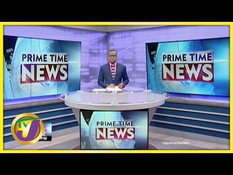 Jamaica's News Headline   TVJ News - Sept 25 2021