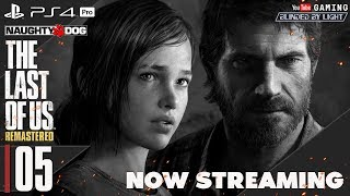 The Last of Us | LIVE STREAM 05 (HARD)