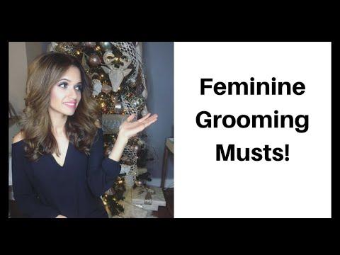 High Value Feminine Grooming Musts!
