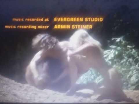 Metro Goldwyn Mayer Tarzan The Ape Man Variant Youtube