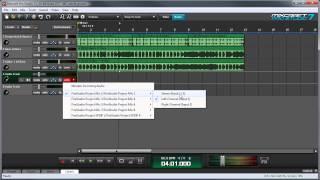 Mixcraft 7: Quick Start Guide