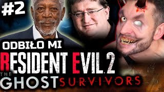 GRUBY SZUKA MORGANA Resident Evil 2 Ghost Survivors DLC [#2 No Time To Mourn] Horrojki
