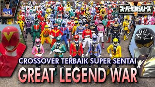 BAHAS GOKAIGER GOSEIGER 199 HERO GREAT BATTLE - Review Breakdown & Easter Egg | #SuperRangers