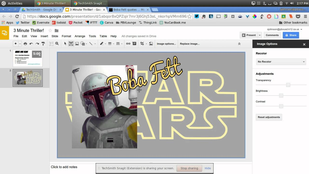 great google slide activity for students youtube