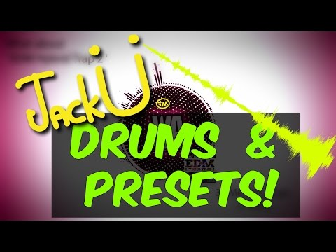 Jack Ü Style Hybrid Trap Serum Presets, Drums & Kits + FREE Demo