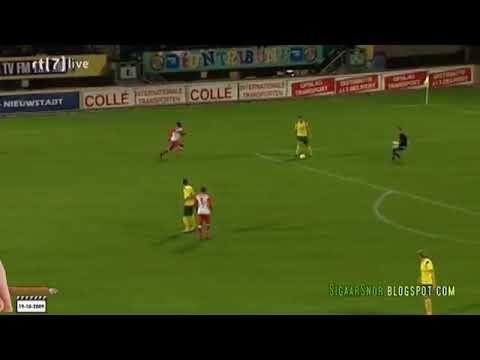 René van der Gijp over blunder Fortuna Sittard Voetbal International