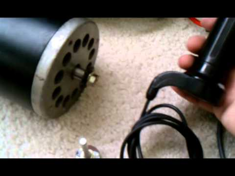hqdefault home built 36 24v dc motor controller youtube