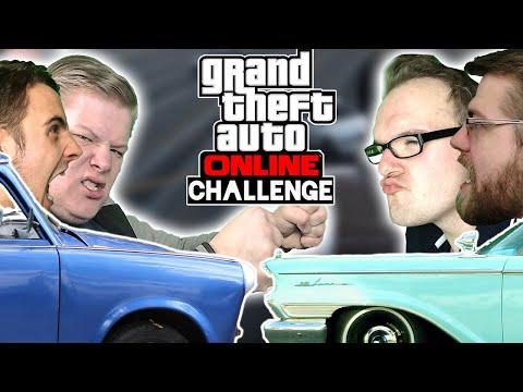 Challenge: Wer ist der größte ANGSTHASE? 🎮 Grand Theft Auto Online #192