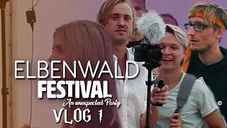 TOM FELTON Klaut Unsere Kamera 😱  ELBENWALD Festival 2018 VLOG 1