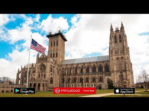 National Cathedral – Exterior – Washington – Audio Guide – MyWoWo  Travel App