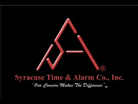 Image result for Syracuse Time & Alarm Co. logo