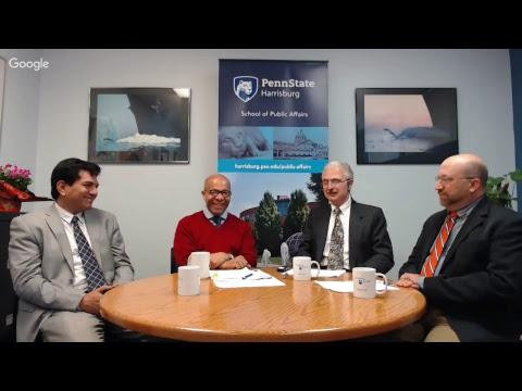 Public Administration Ph.D. Online Open House