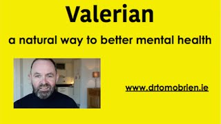 Valerian health benefits
