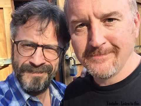 louis c k wtf podcast with marc maron 700 youtube. Black Bedroom Furniture Sets. Home Design Ideas
