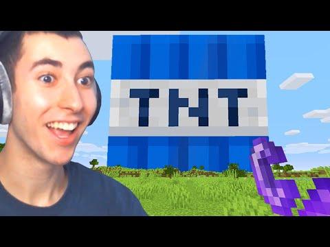 Testing Modded TNT That Breaks Minecraft