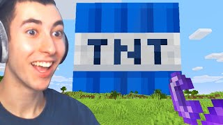 Testing Modded TNT That Breaks Minecraft