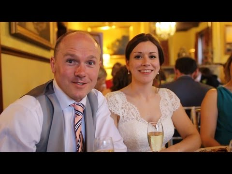 Total Eclipse of the Heart - Tim and Rhi's wedding