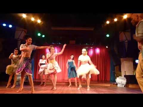 ▶ Rakatan Show Part 5   Cohiba Café, Havana