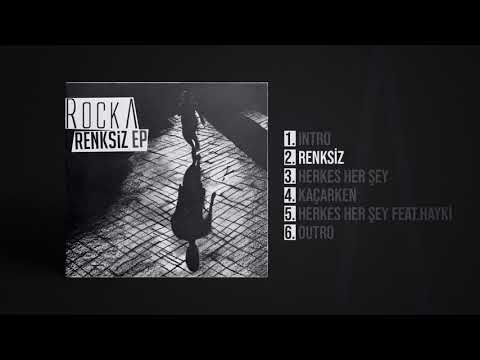 RockA | Renksiz [Official Audio]