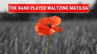 the great war the band played waltzing matilda the pogues