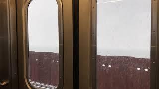 NYC Subway | Riding R179 (A) Train on Rockaway Flats