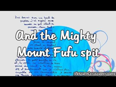 High School Musical 2 - Humuhumunukunukuapua'a With Lyrics