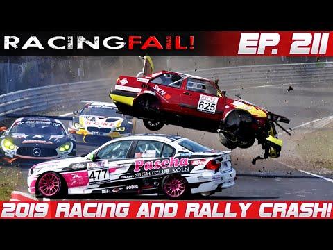 Racing And Rally Crash Compilation 2019 Week 211