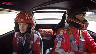 #AutoTraderVIP: Kasia is our fifth winner of a hot lap in a classic Ferrari V12. Watch her lap here!