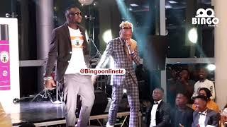 DARASSA Afanya Show Kwa Mara Ya Kwanza na Marioo, Jux Alivyo pandishwa Stejini