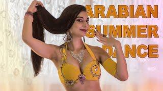 Arabian Summer Dance - Emad Sayyah | Aline Mesquita Dança do Ventre | Porto Alegre - RS