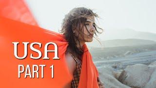 USA '18 - Part 1 | Shirley Setia | #ShirleyTravels | GoUSA.in