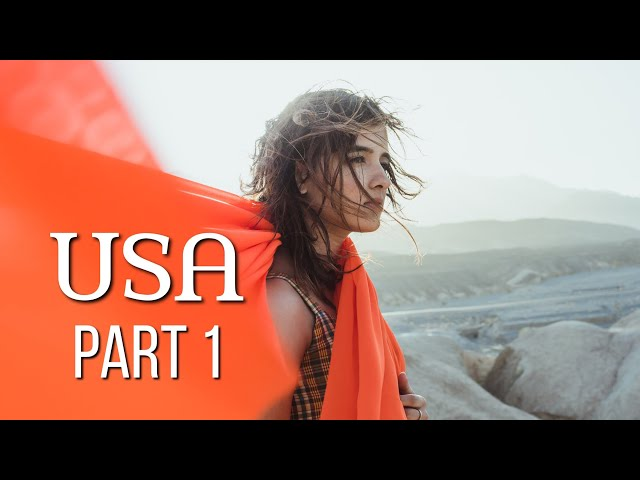 USA '18 - Part 1 | Shirley Setia | #ShirleyTravels | GoUSA.in