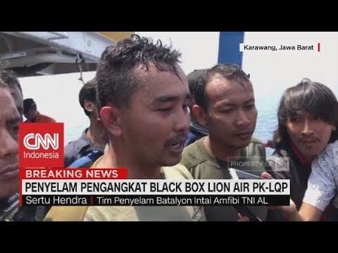 Ini Sosok Sertu Hendra, Penyelam Pengangkat Black Box Lion Air PK-LQP Mp3