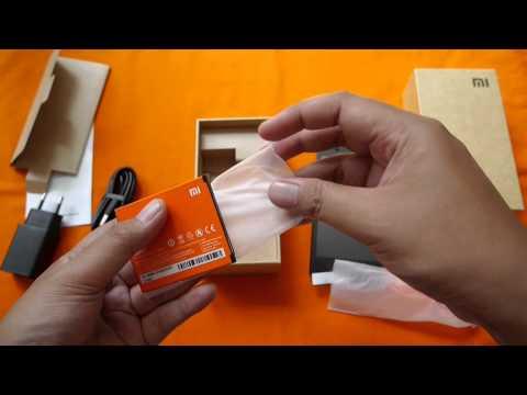 Unboxing Xiaomi Redmi 1S (Indonesia)