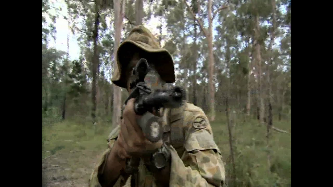 RAAF - Airfield Defence Guard (ADG) Basic Course in Detail ...