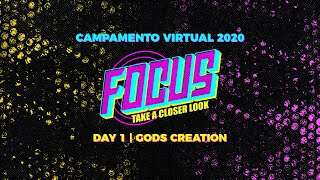 Focus: Take a Closer Look | Virtual Camp 2020 | God's Creation