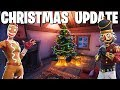 The Fortnite Christmas Update is Here! (Fortnite Battle Royale)