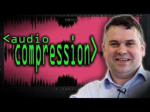 Digital Audio Compression - Computerphile