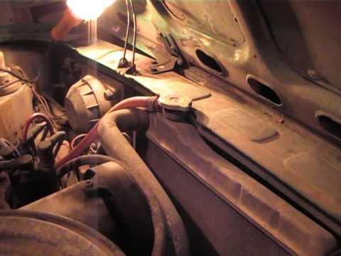 Из за чего может греться Двигатель на Ваз Lada 2101 2102 2103 2104 2105 2106 2107