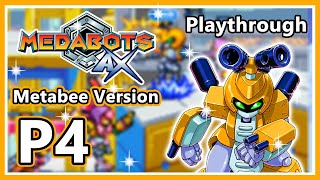 Medabots AX - Metabee Version - Part 4 & Credits (HD 1080p)