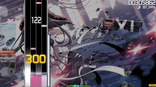 osu mania vs sound voltex ksm black or white