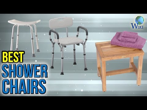 10 Best Shower Chairs 2017