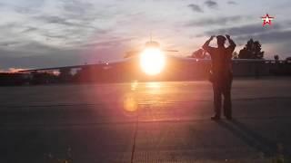Минобороны: ракетоносцы Ту-160 совершили перелет на Чукотку