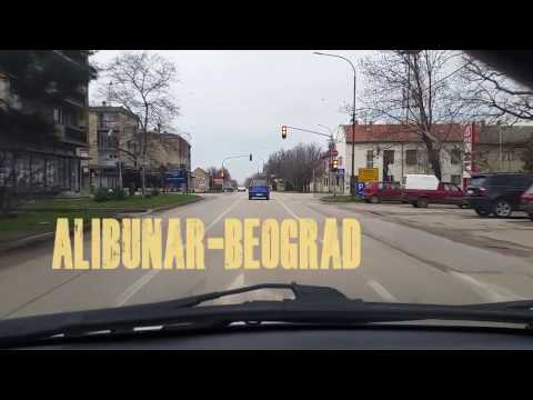 Alibunar-Beograd Voznja
