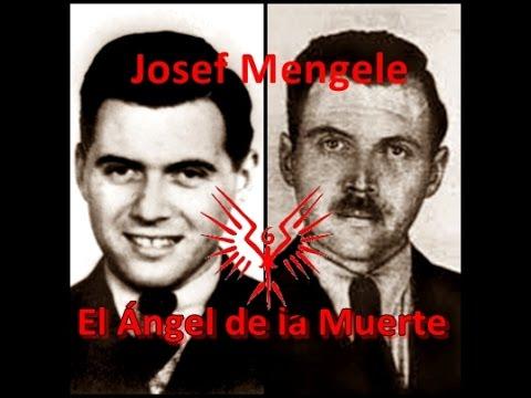 """Experimentos de Josef Mengele """"El Ángel de la Muerte"""